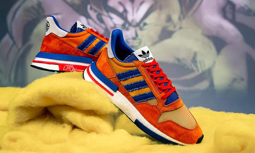 dragon ball zx adidas zx 500 rm goku
